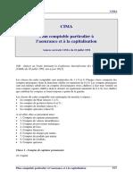 CIMA Plan Comptable Assurances