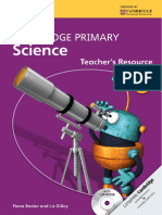 Cambridge Primary Science Teacher's Resource Book 5
