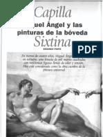 Descubrir El Arte - Capilla Sixtina - Miguel Ángel y Las Pinturas de La Bóveda