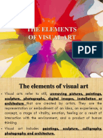 The Elements of Visual Arts.. Denmark
