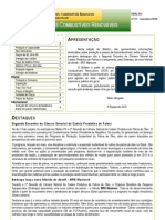 Boletim DCR n 033 - Setembro de 2010