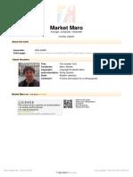 Maro Market the Sudden Visit FULL Score