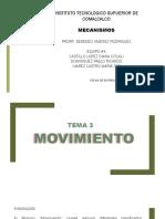 (Equipo4)Tema 3 Movimiento