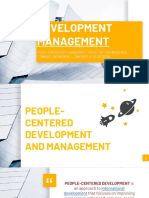 Community Development and Community Empowerment