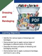 Bandaging and Dressing