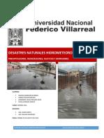 Desastres Hidrometeorológicos 2-14-09
