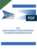 AERO ELA Framework