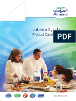 Almarai Product Brochure 2018 Online
