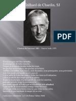 Cristología Cósmica de Teilhard de Chardin