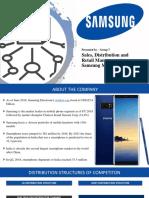 SDRM Distribution Analysis Samsung