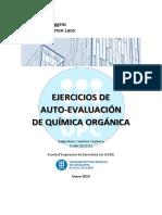 Ejercicios de Auto-evaluacion de Quimica Organica 2019 Iribarrenarmelin
