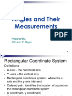 2 - Angles and Their Measurements
