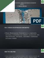 Introduction to Steel Fiber Reinforced Concrete (Sfrc)