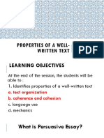 Properties of a Well- written text.pptx