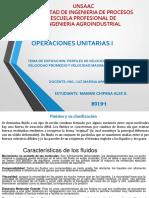 Exposicion de Operaciones Unitarias i