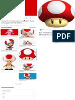 Honguito Mario Bros
