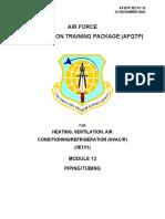 - US Air Force - AFQTP - 3E1X1-12 - heating,ventilation, air conditioning (HVAC), refrigeration.pdf