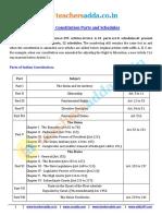 Articles India constitution