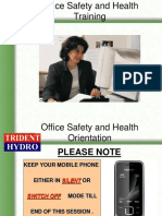 Office_Safety_Training-Trident Hydrojetting Philippines Inc.