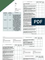 IV Therapy Checklist