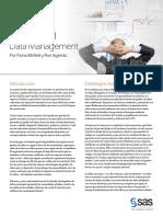 Futuro del data management