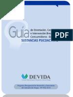 Guia Orientación, Consejería e Intervención Breve 2019