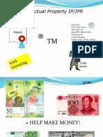 General IP Presentation - Patents, Trademarks, Copyright