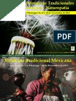 Curso Gratis Medicina Tradicional Mexicana via Whatsapp Noviembre 2019