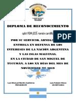 Diploma Cardillo