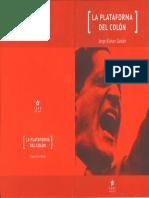 PLATAFORMA DEL COLÓN