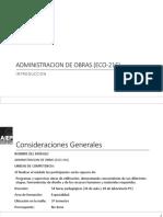 Administracion de Obras - Introduccion Rev 00 (1)