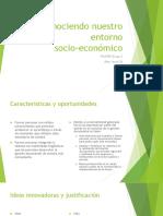 Inducción entorno socioeconómico
