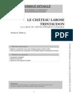 Château Larose TRINTAUDON 1