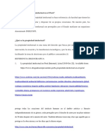 Qué Es La Propiedad Intelectual en El Perú