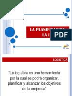 La Planificacion y La Logistica (1)
