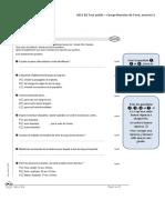 DELF B2 Tout public – Compréhension de l'oral, exercice 2