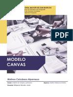 Modelo Canvas - Molical