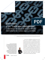Blockchain y Contratos Inteligentes Abogado Corporativo