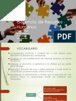 Vocabulario y Mapa Conceptual 17 Octubre