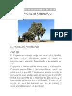 ¿Qué Es El Proyecto Arrendajo (25!09!2019) (6P)