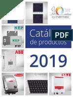 019 catalogo-2019