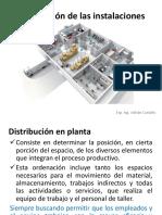 8 - Distribución de las instalaciones-2018-8°