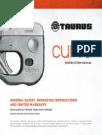 Taurus CurveManual