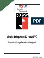 ROSS - Valvulas Seguranca Isolamento Energia