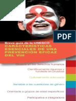 Breve Guia Unesco Efectividad en Prevencion Vih
