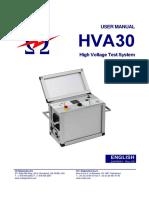Dhv0001 Hva30 Manual Hvd en Rev03
