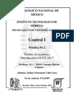 Practica 2 (Control 1)Lara