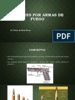 Lesiones Por Armas de Fuego (3)