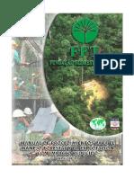 Manual de procedimientos para el manejo forestal