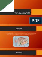 perfil pancreátco